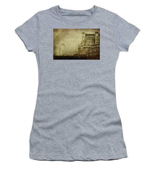 Fairground Women's T-Shirt (Junior Cut) by Andrew Paranavitana