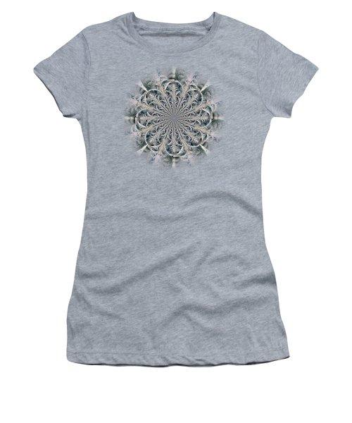 Frost Seal Women's T-Shirt (Junior Cut) by Anastasiya Malakhova