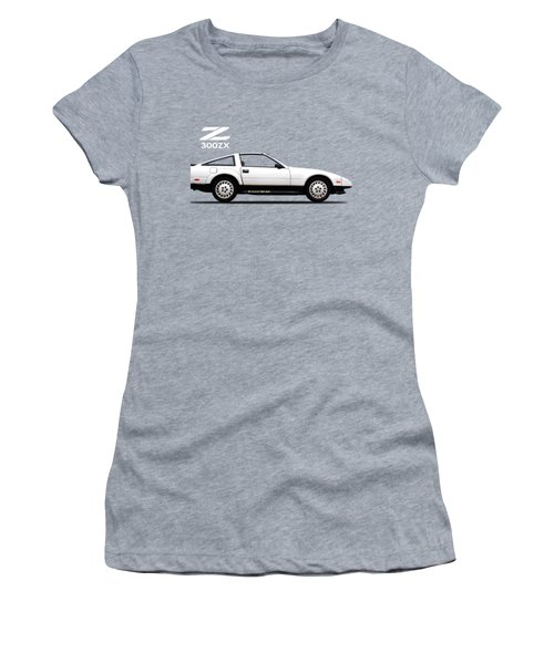 Nissan 300zx 1984 Women's T-Shirt (Junior Cut) by Mark Rogan