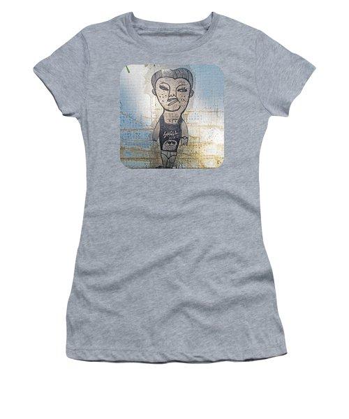 Small Potato Women's T-Shirt (Junior Cut) by Ethna Gillespie