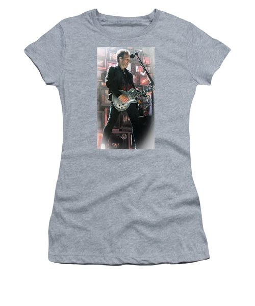 Vivian Campbell Women's T-Shirt (Junior Cut) by Luisa Gatti