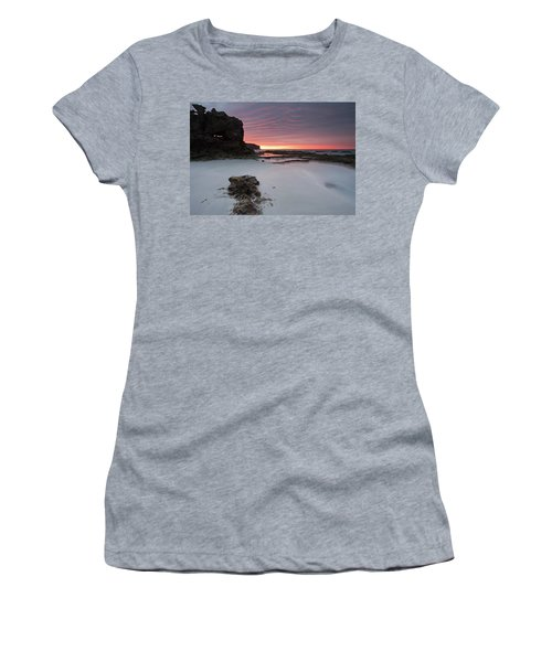 Window On Dawn Women's T-Shirt (Junior Cut) by Mike  Dawson