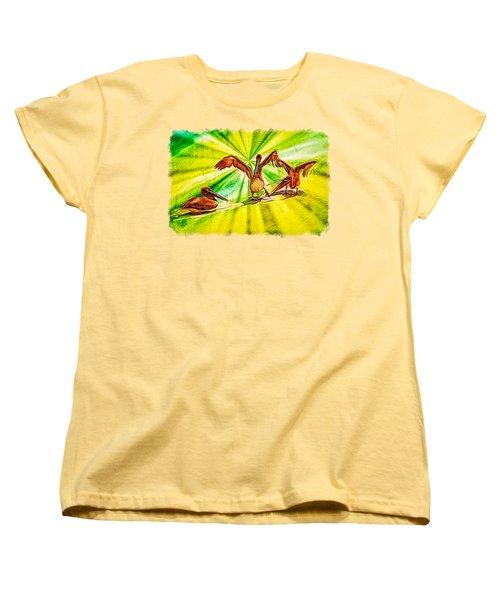 It's All Good Women's T-Shirt (Standard Cut) by John M Bailey