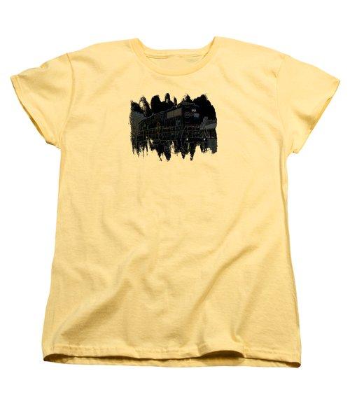 2083 Women's T-Shirt (Standard Cut) by Thom Zehrfeld