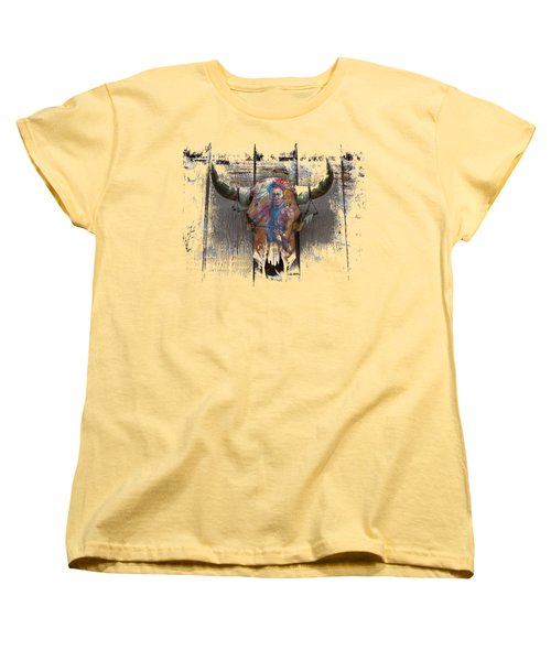 Another Time 2 Women's T-Shirt (Standard Cut) by John M Bailey