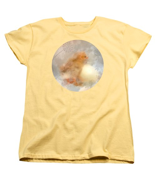 Anticipation  Women's T-Shirt (Standard Cut) by Anita Faye