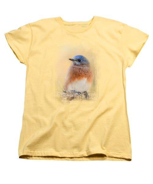 Autumn's Treasure Women's T-Shirt (Standard Cut) by Jai Johnson