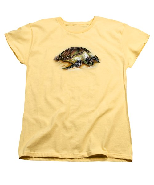 Beached For Promo Items Women's T-Shirt (Standard Cut) by William Love