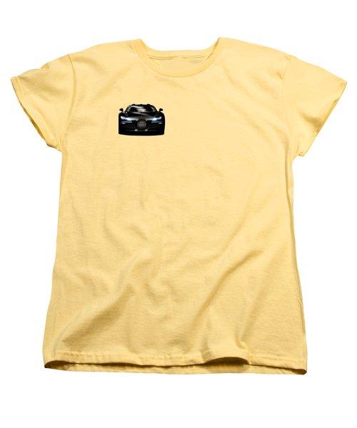 Bugatti Veyron Women's T-Shirt (Standard Cut) by Mark Rogan