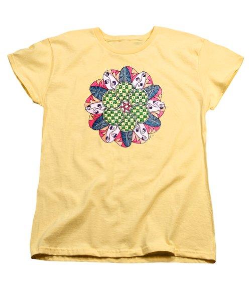 Caves Women's T-Shirt (Standard Cut) by Lori Kingston