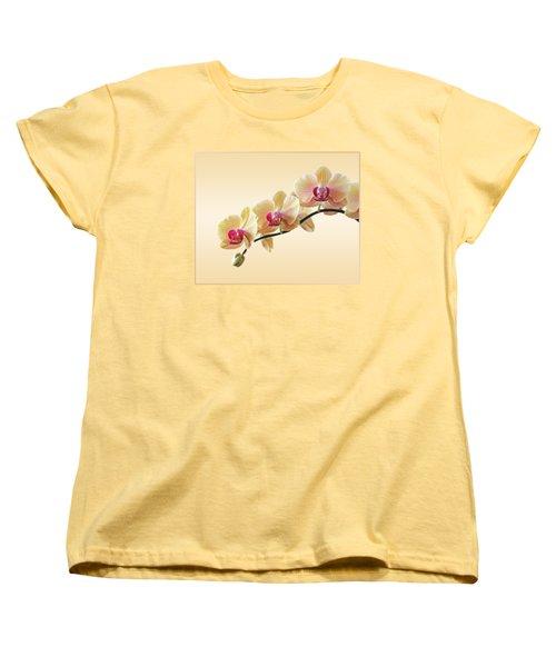 Cream Delight Women's T-Shirt (Standard Cut) by Gill Billington