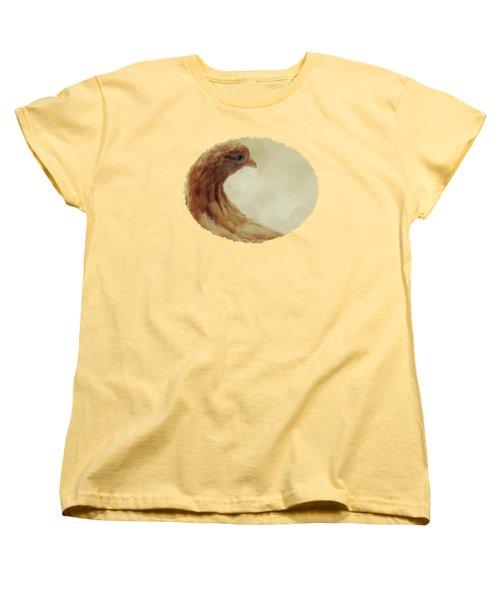 Lovely Lace Women's T-Shirt (Standard Cut) by Anita Faye
