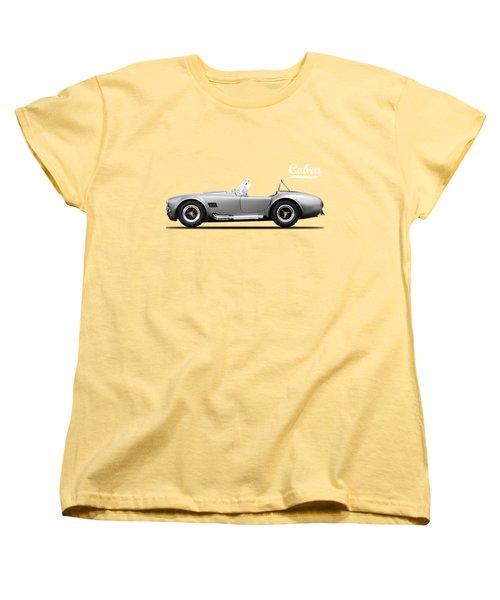 Shelby Cobra 427 Sc 1965 Women's T-Shirt (Standard Cut) by Mark Rogan