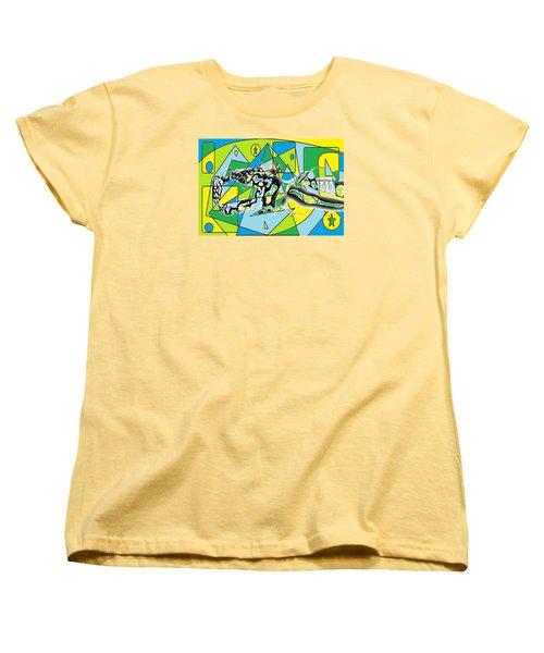 Swift Women's T-Shirt (Standard Cut) by AR Teeter