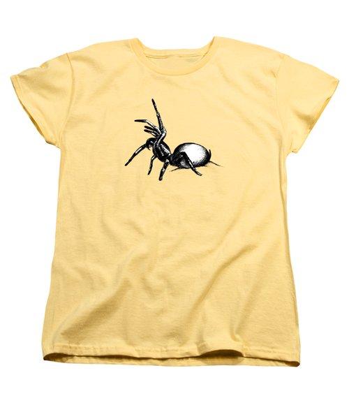 Sydney Funnel Web Women's T-Shirt (Standard Cut) by Nicholas Ely