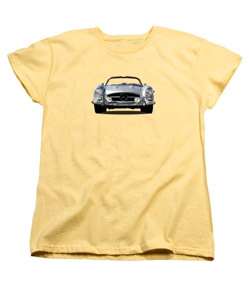 The 1958 300sl Women's T-Shirt (Standard Cut) by Mark Rogan