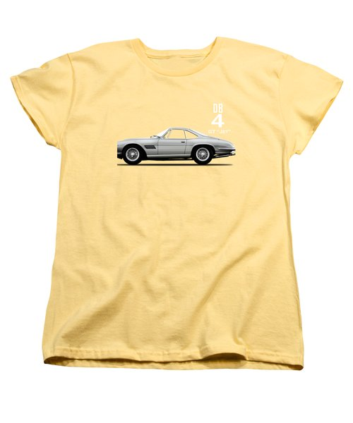The Db4gt Jet Women's T-Shirt (Standard Cut) by Mark Rogan