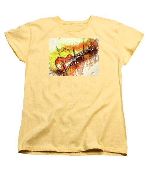 The Holy Grail V2 Women's T-Shirt (Standard Cut) by Gary Bodnar