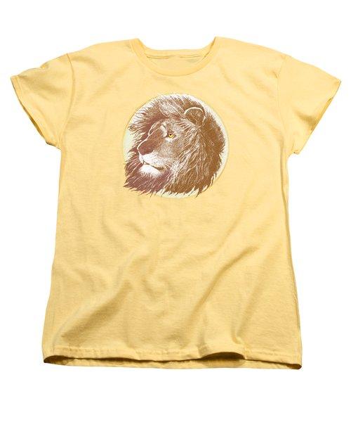 The One True King Women's T-Shirt (Standard Cut) by J L Meadows