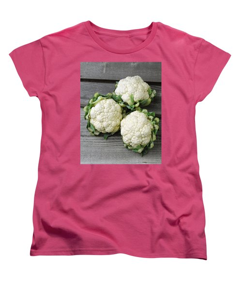 Agriculture - Fresh Heads Women's T-Shirt (Standard Cut) by Ed Young