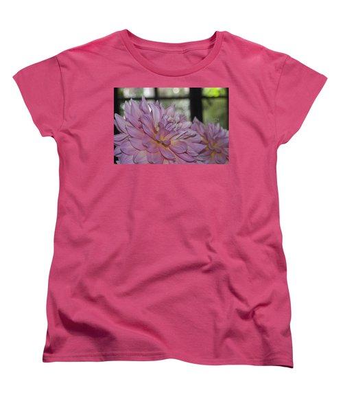 Shine Bright Like A Diamond Women's T-Shirt (Standard Cut) by Trish Tritz