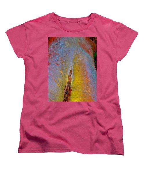 Women's T-Shirt (Standard Cut) featuring the digital art Transform by Richard Laeton
