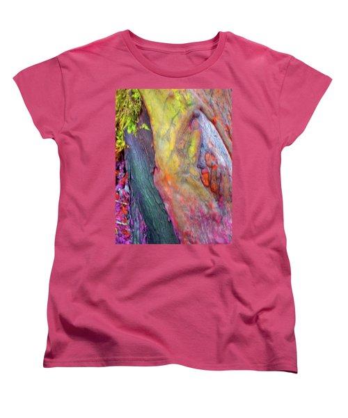 Women's T-Shirt (Standard Cut) featuring the digital art Winning Ticket by Richard Laeton
