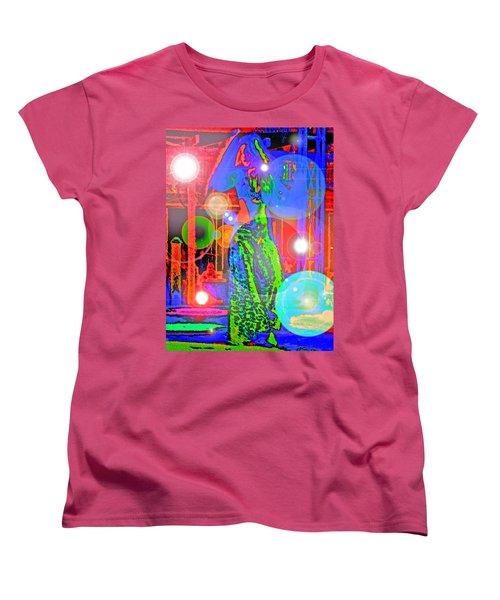 Belly Dance Women's T-Shirt (Standard Cut) by Andy Za