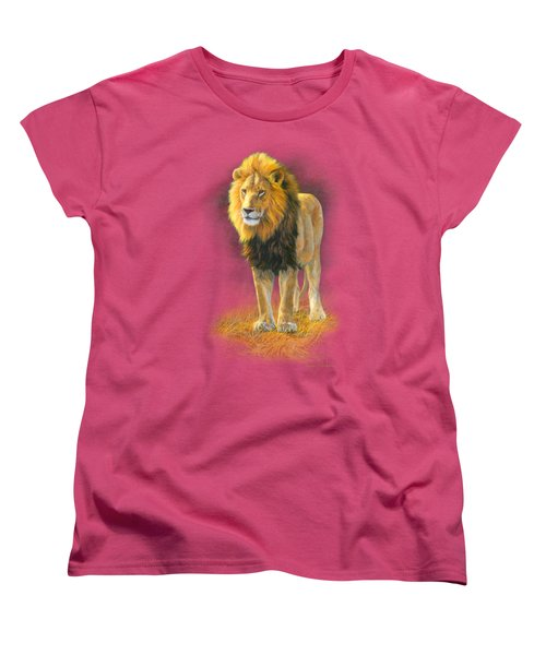 In His Prime Women's T-Shirt (Standard Cut) by Lucie Bilodeau