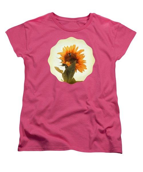 Bee Mine - Paint Women's T-Shirt (Standard Cut) by Anita Faye