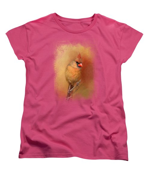 Backyard Jewel Women's T-Shirt (Standard Cut) by Jai Johnson