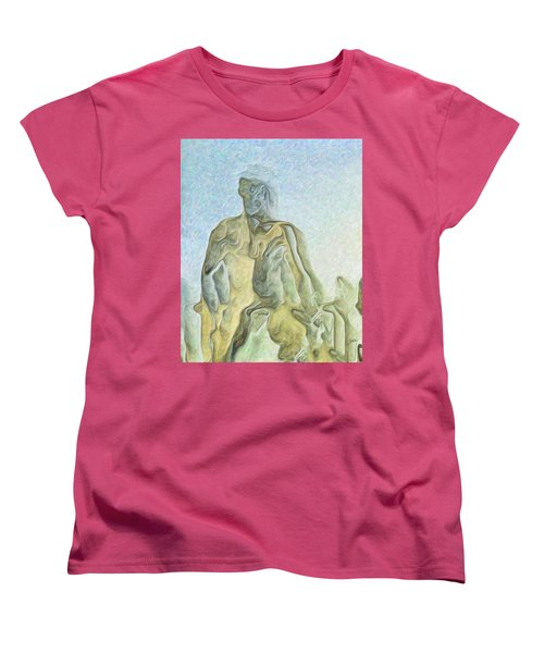 Cyclops Women's T-Shirt (Standard Cut) by Joaquin Abella