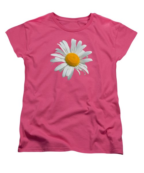 Daisy Women's T-Shirt (Standard Cut) by Scott Carruthers