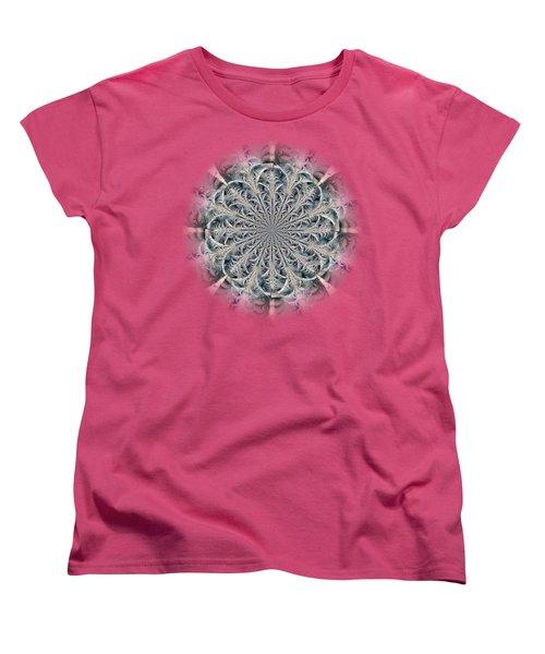Frost Seal Women's T-Shirt (Standard Cut) by Anastasiya Malakhova