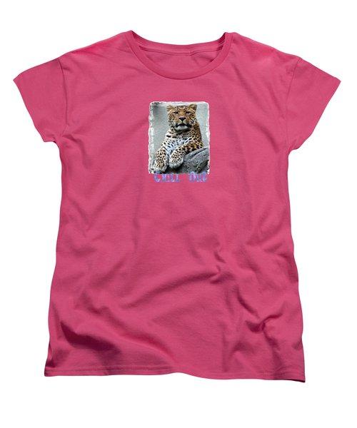 Just Chillin' Women's T-Shirt (Standard Cut) by DJ Florek