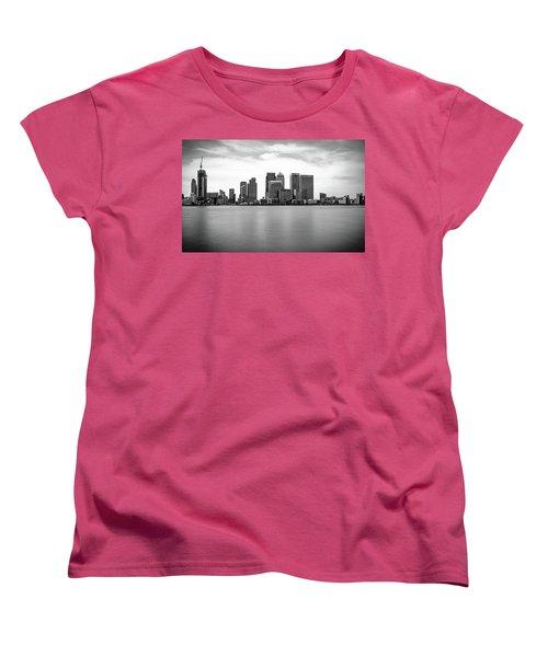 London Docklands Women's T-Shirt (Standard Cut) by Martin Newman