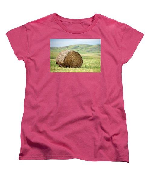 Meadowlark Heaven Women's T-Shirt (Standard Cut) by Todd Klassy