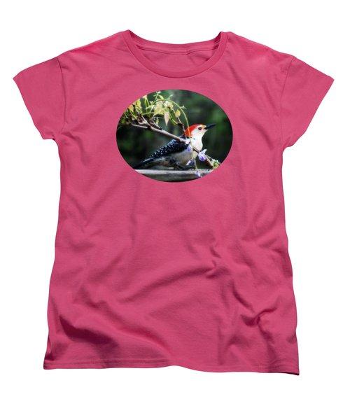 When  Women's T-Shirt (Standard Cut) by Anita Faye