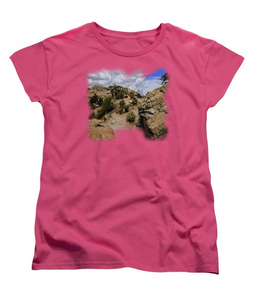 Windy Point No.13 Women's T-Shirt (Standard Cut) by Mark Myhaver