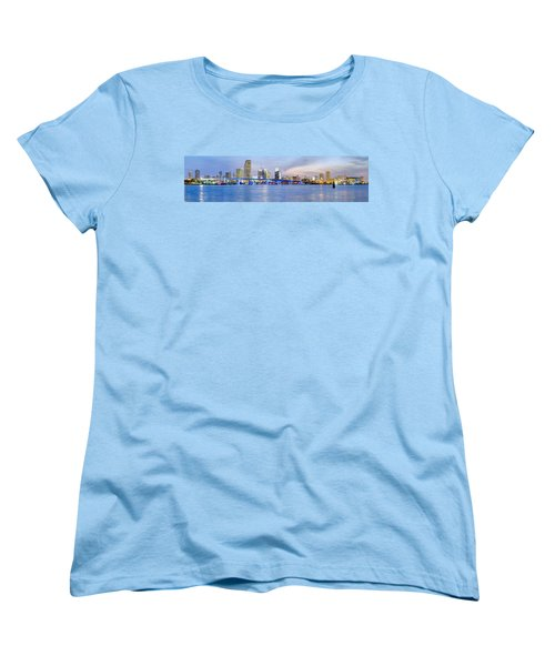 Miami 2004 Women's T-Shirt (Standard Cut) by Patrick M Lynch