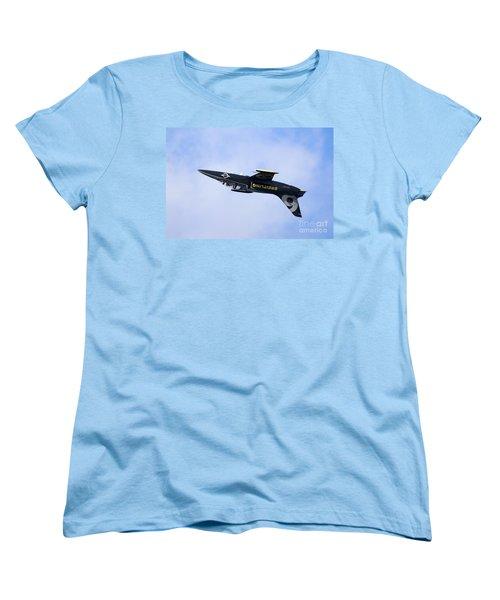 Breitling Air Display Team Women's T-Shirt (Standard Cut) by Nir Ben-Yosef