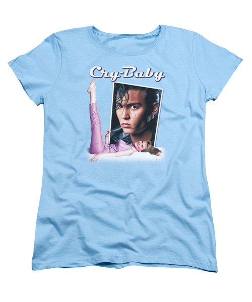 Cry Baby - Title Women's T-Shirt (Standard Cut) by Brand A