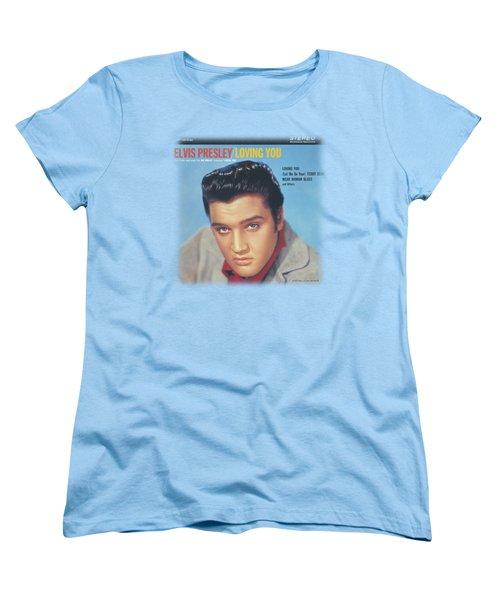 Elvis - Loving You Soundtrack Women's T-Shirt (Standard Cut) by Brand A