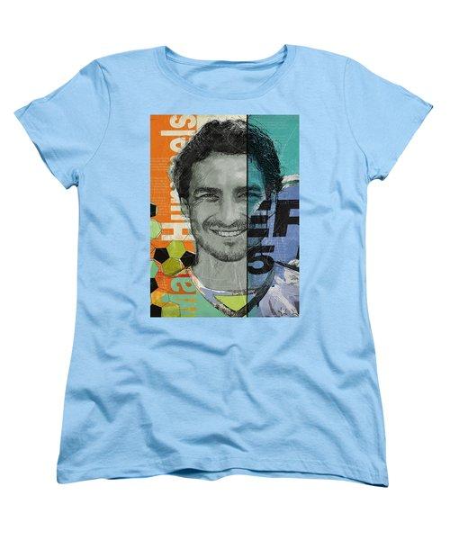 Mats Hummels - B Women's T-Shirt (Standard Cut) by Corporate Art Task Force