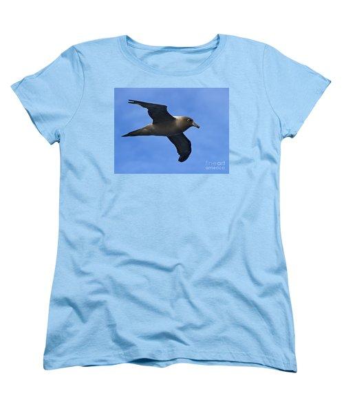 Pelagic Seabird... Women's T-Shirt (Standard Cut) by Nina Stavlund