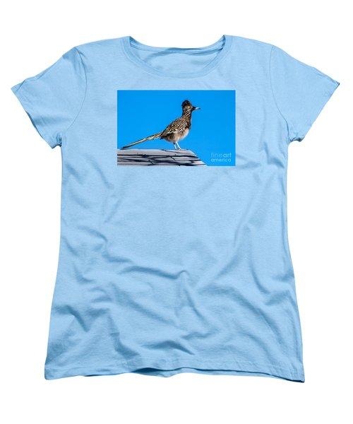 Roadrunner Women's T-Shirt (Standard Cut) by Robert Bales