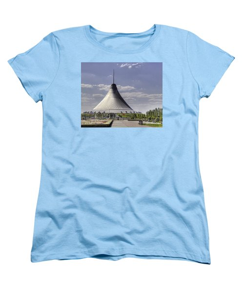The Tent Women's T-Shirt (Standard Cut) by Emily Kay