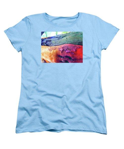 Women's T-Shirt (Standard Cut) featuring the digital art Celebration by Richard Laeton