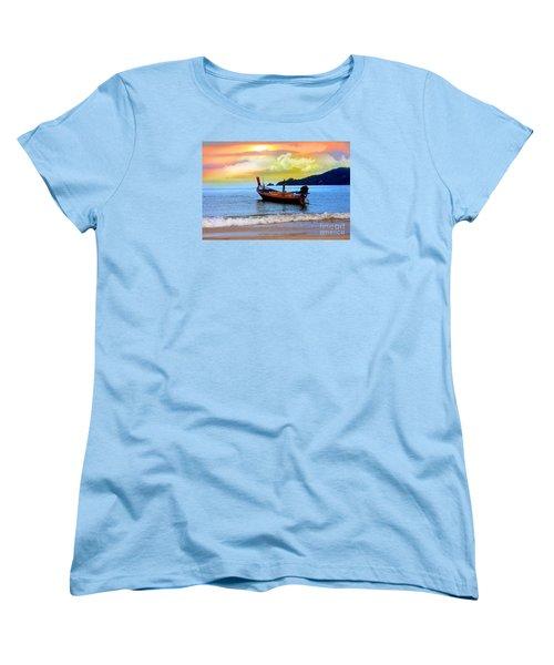 Thailand Women's T-Shirt (Standard Cut) by Mark Ashkenazi