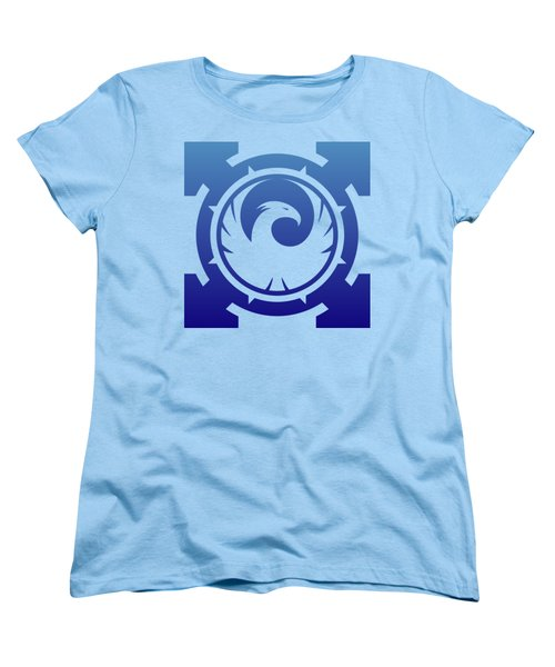 Phoenix Women's T-Shirt (Standard Cut) by Frederick Holiday